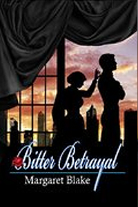 Bitter Betrayal book cover