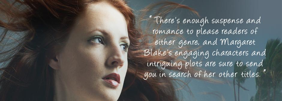 Romance novels by Margaret Blake